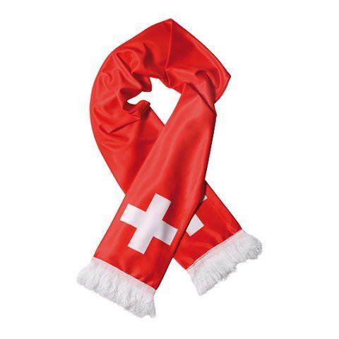 Schal Flagge Schweiz