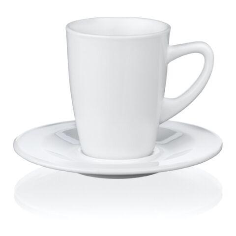 Rastal Kenia Espresso 8,5 cl weiß | ohne Werbeanbringung | ohne Untertasse
