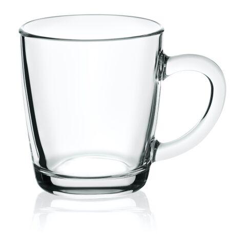 Rastal Basic Glastasse gehärtet Transparent   ohne Werbeanbringung