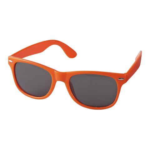 Sun Ray Sonnenbrille orange | 2-farbiger Tampondruck | rechter Arm | 65 mm x 7 mm