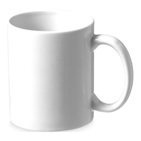 Keramikbecher mit Sublimation weiß | ohne Werbeanbringung | Nicht verfügbar | Nicht verfügbar