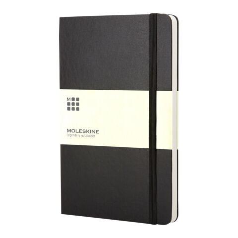 Moleskine Classic Hardcover Notizbuch Taschenformat – blanko schwarz | ohne Werbeanbringung | Nicht verfügbar | Nicht verfügbar