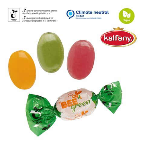 Bonbons im Werbewickel