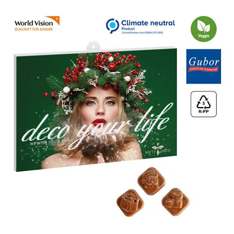 Classic Schoko-Wand-Adventskalender BUSINESS