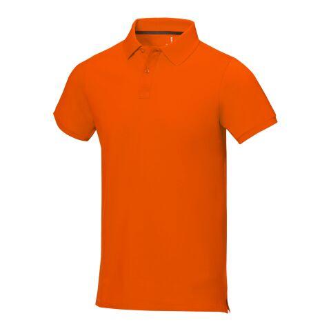 Calgary Poloshirt orange | xxxl | 2-farbiger Siebdruck | rechte Brust | 120 mm x 120 mm | Nicht verfügbar