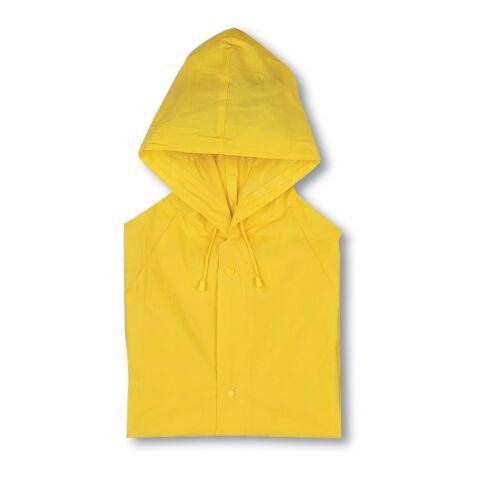 Regenjacke mit Kapuze