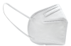 FFP2 Schutzmaske mit Digitaldruck weiß   ohne Werbeanbringung