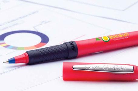 Hochwertige Stifte von BiC