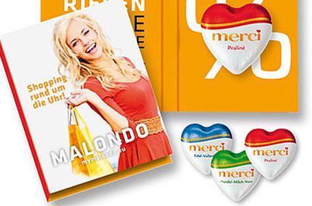 Storck Schokolade Werbegeschenk