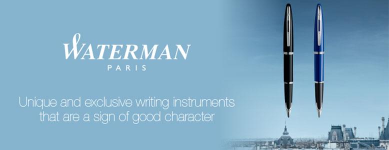 Werbeartikel von Waterman